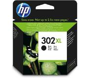 HP 302 Cartridge Zwart XL (F6U68AE)