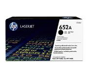 HP Toner/652A Black LaserJet Cartridge
