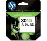 HP 301 Ink Cartridge Tri-colour XL (CH564EE)