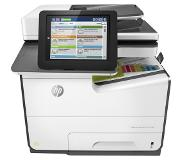 HP PageWide Enterprise Color MFP 586dn all-in-one A4 inkjetprinter (3 in 1), kleur