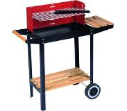Bbq collection Houtskoolbarbecue - Rood