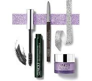Clinique Make-up Ogen Cadeauset High Impact Mascara No. 01 Black 7 ml + Take The Day Off Cleansing Balm 15 ml + Quickliner For Eyes Intense Ebony 0,14 g 1 Stk.