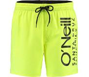 O'Neill Original Cali Boardshorts new safety yellow