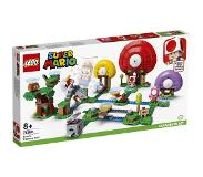 LEGO Super Mario - Toad's Treasure Hunt Expansion Set (71368)