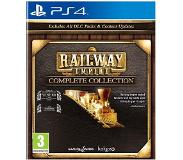 Playstation 4 Railway Empire Complete Collection - PS4