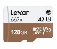 Lexar microSDXC High-Performance UHS-I 667x 128GB