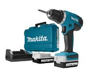 Makita accuschroefboormachine DF347DWE 14,4V