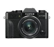 Fujifilm X-T30 zwart + 15-45mm vlogger kit