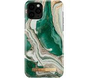 IDEAL OF SWEDEN - iPhone 11 Pro Hoesje - Fashion Back Case Golden Jade Marble