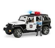 BRUDER Jeep Wrangler Unlimited Rubicon Politie