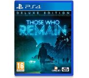 Playstation 4 Those Who Remain (Deluxe Edition)