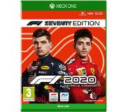 Codemasters F1 2020 Seventy Edition Xbox One