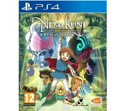 Namco Ni No Kuni: Wrath Of The White Witch Remastered UK PS4