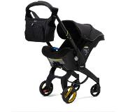 Doona Baby Autostoel + Buggy - Just Black Special Edition