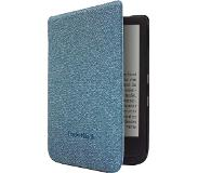 Pocketbook Shell Touch HD 3/Color/Touch Lux 4/5 Book Case Blauw