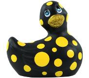 Big Teaze Toys I Rub My Duckie 2.0 Happiness Zwart
