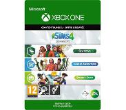 Electronic Arts THE SIMS 4 BUNDLE (Seasons / Jungle Adventure / Spooky Stuff) - Xbox One Download