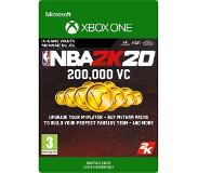 2K NBA 2K20: 200.000 VC - In-Game Valuta - Xbox One Download