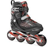 Roces Inline Skate Roces Moody 5.0 Boy Black Red