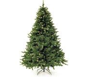 Royal christmas Kunstkerstboom Washington 120cm met 150x LED + Smart Adapter