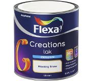 Flexa Creations - Lak Zijdeglans - Morning Snow - 250 ml