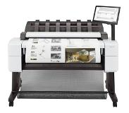 HP DesignJet T2600 36-inch all-in-one inkjetprinter (3 in 1), kleur