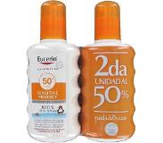 Eucerin Kids Spray Sensitive Protect SPF50 200ml (Second Unit 50%)