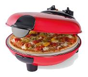 Trebs 99909 Pizza apparaat Comfortcook rood 1000 W