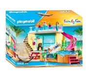 Playmobil Family Fun Bungalow met zwembad - 70435