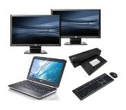 Dell Latitude E5430 - Intel Core i5 - 4GB - 320GB HDD + Docking + Dual 2x 22'' Widescreen Monitor