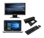 Dell Latitude E5420 - Intel Core i5 - 4GB - 320GB HDD + Docking + 22'' Widescreen Monitor
