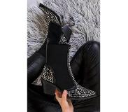 TheMusthaves Cowboylaarzen Studs Dames