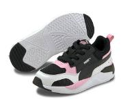 Puma X-Ray 2 Square AC PS sneakers zwart/wit/roze