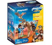 Playmobil The Movie Marla en het paard (70072)