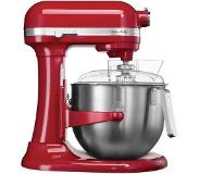 KitchenAid professionele mixer 6,9ltr rood