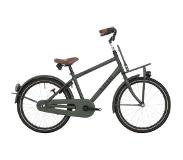 Bike Fun Load - Kinderfiets - Heren - Donkergroen - 24 Inch