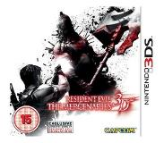 Nintendo Resident Evil: The Mercenaries 3D, 3DS video-game Nintendo 3DS Basis Duits, Engels, Spaans, Frans, Italiaans