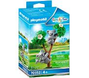 Playmobil 70352 Family Fun Koala's met Baby