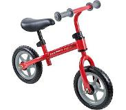 Playfun Loopfiets Happy Rider - Loopfiets - Unisex - Rood - 12 Inch