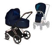 Cybex Kinderwagen PRIAM PLUS Midnight Blue / Navy Blue