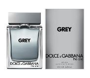 Dolce&Gabbana Herengeuren The One Men The One Grey Eau de Toilette Spray Intense 100 ml