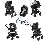 Chicco Trio kinderwagen - Black