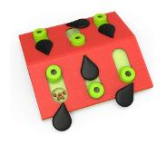 Petstages Kattenspel Puzzle & Play Melon Madness