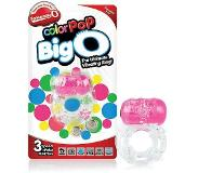The Screaming O - Color Pop Big O Pink - Penisring