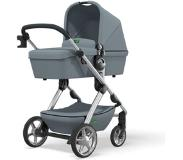 Moon Combi-kinderwagen N°ONE Silver / Ocean Collectie 2021
