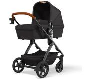Moon Combi-kinderwagen N°ONE Grey/ Black Collectie 2021