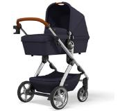 Moon Combi-kinderwagen N°ONE Grey/Navy collectie 2021