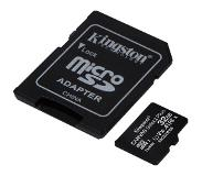 Kingston Canvas Select Plus microSD Card 10 UHS-I - 32GB - SD adapter - 2 Pack