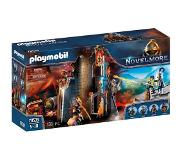 Playmobil Novelmore Burnham Raiders Flaming Ruins - 70539