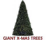 Royal christmas Grote Kunstkerstboom Giant Tree | Hoogte 4,4 meter